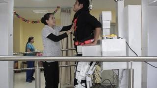 EL ROBOT EXOESQUELETO DE LA CIUDAD DE MÉXICO, ÚNICO EN EL PAÍS