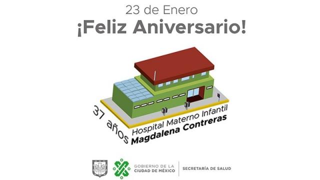 Hospital Materno Infantil Magdalena Contreras