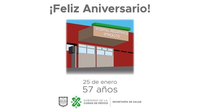 57 años de servicio