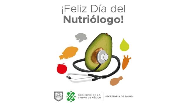 27 de enero, día del Nutriólogo. ¡Felicidades!