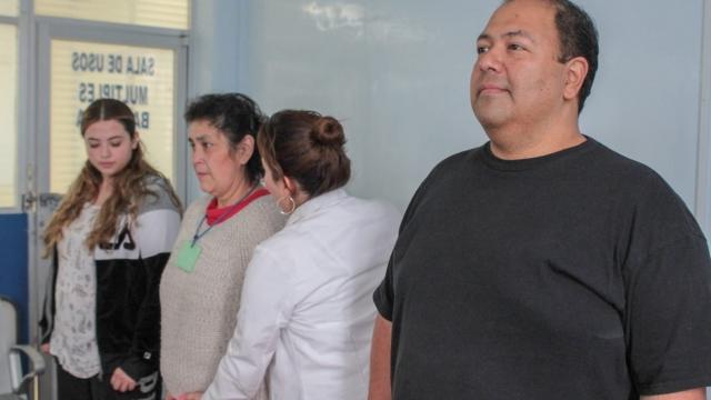 10/04/2019 Entrevista con el Dr. Campos, de la Clínica para la Obesidad