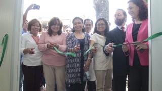 """Inauguración del nuevo Centro de Salud """"Gabriela Mistral"""""""